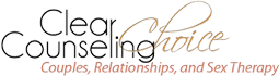 Clear Counseling Choice Logo